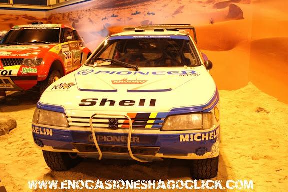 Peugeot 405 Turbo 16 Dakar