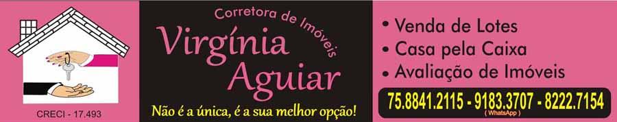 Virginia Aguiar - Corretora de imóveis em Conceição do Jacuípe e região