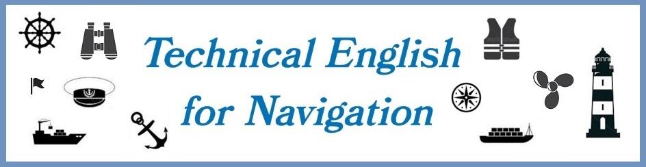 Technical English for Navigation