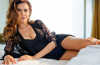 Esha-Gupta-FHM-Magazine-Bikini-Photo