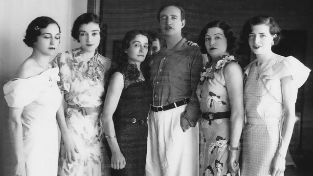 Rare photos of Albanian Princesses in US, March 1938