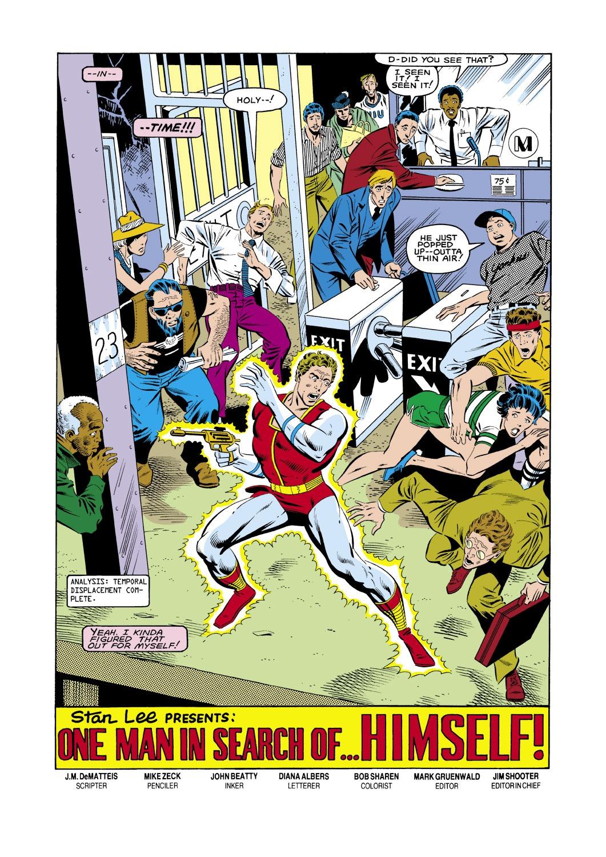 Captain America (1968) Issue #286 #202 - English 5