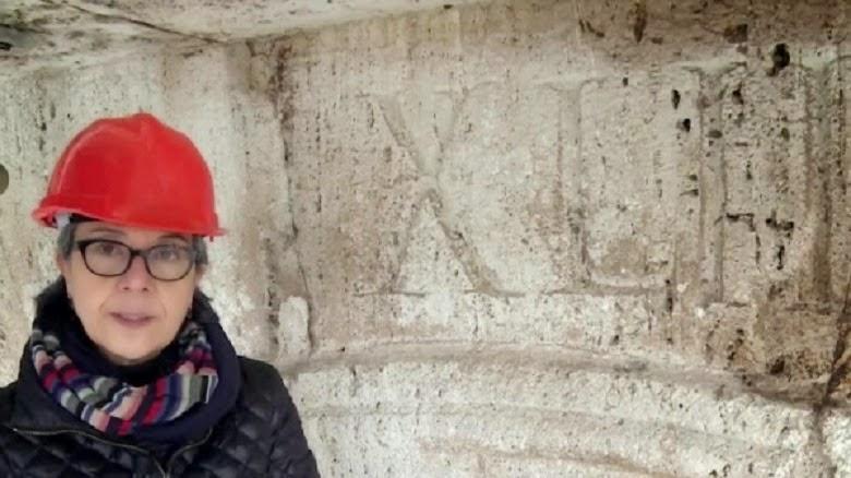 Αρχαίοι «κόκκινοι αριθμοί» ανακαλύφθηκαν στο Κολοσσαίο