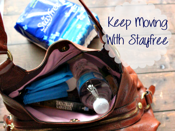 Keep Moving with Stayfree!