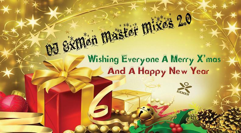 DJ ExMen's Master Mixes