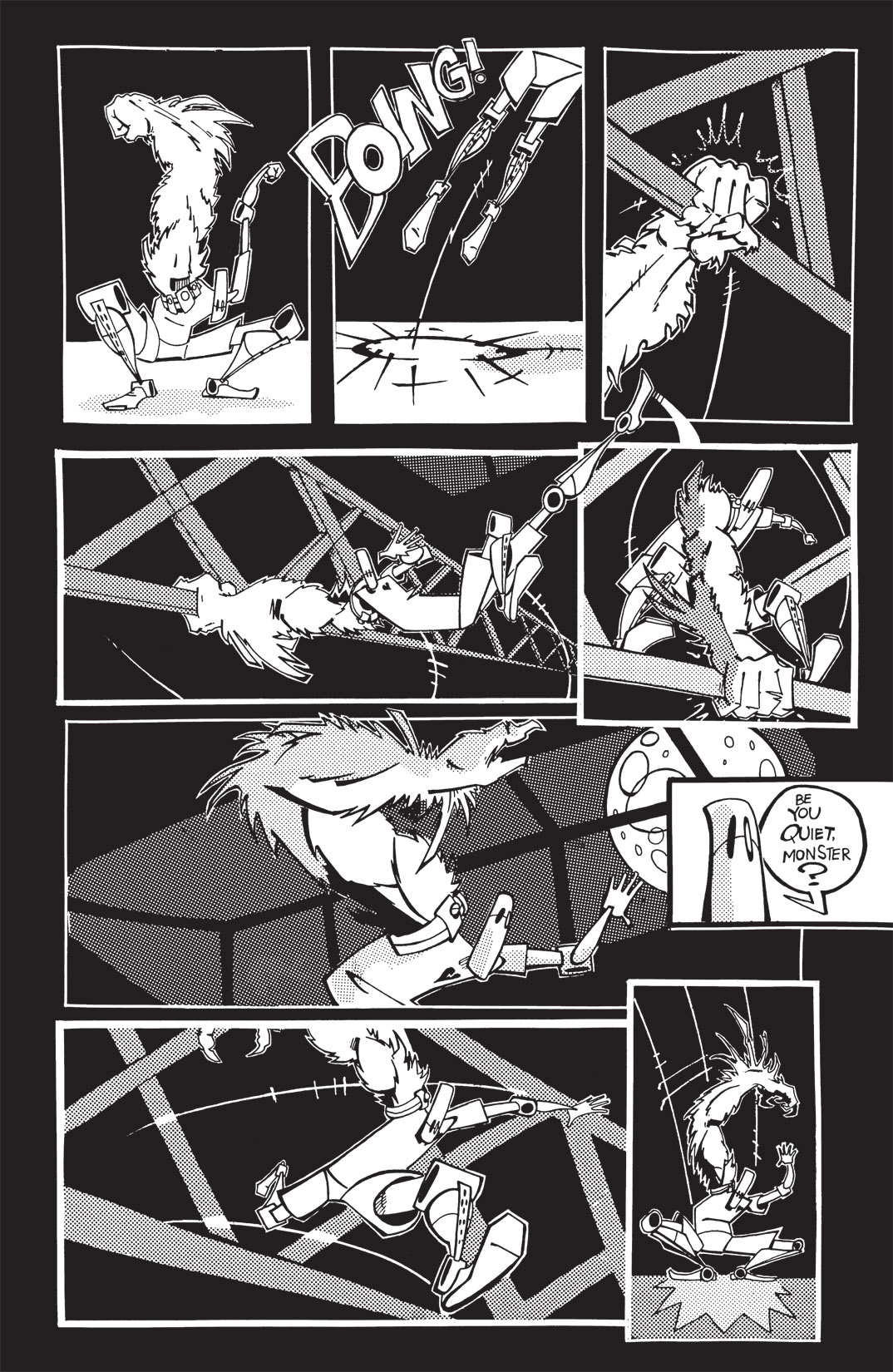 Read online Scud: The Disposable Assassin: The Whole Shebang comic -  Issue # TPB (Part 1) - 201