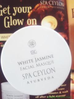 Spa Ceylon Facial Masque