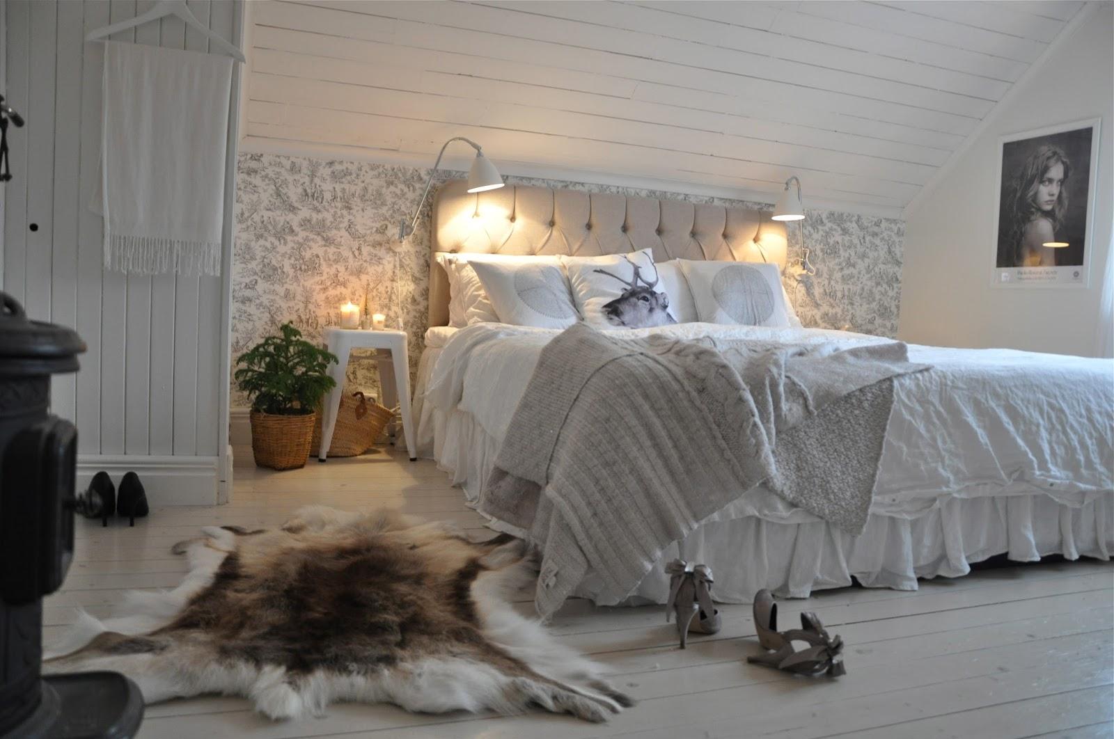 Marias vita bo: sovrum i juletid