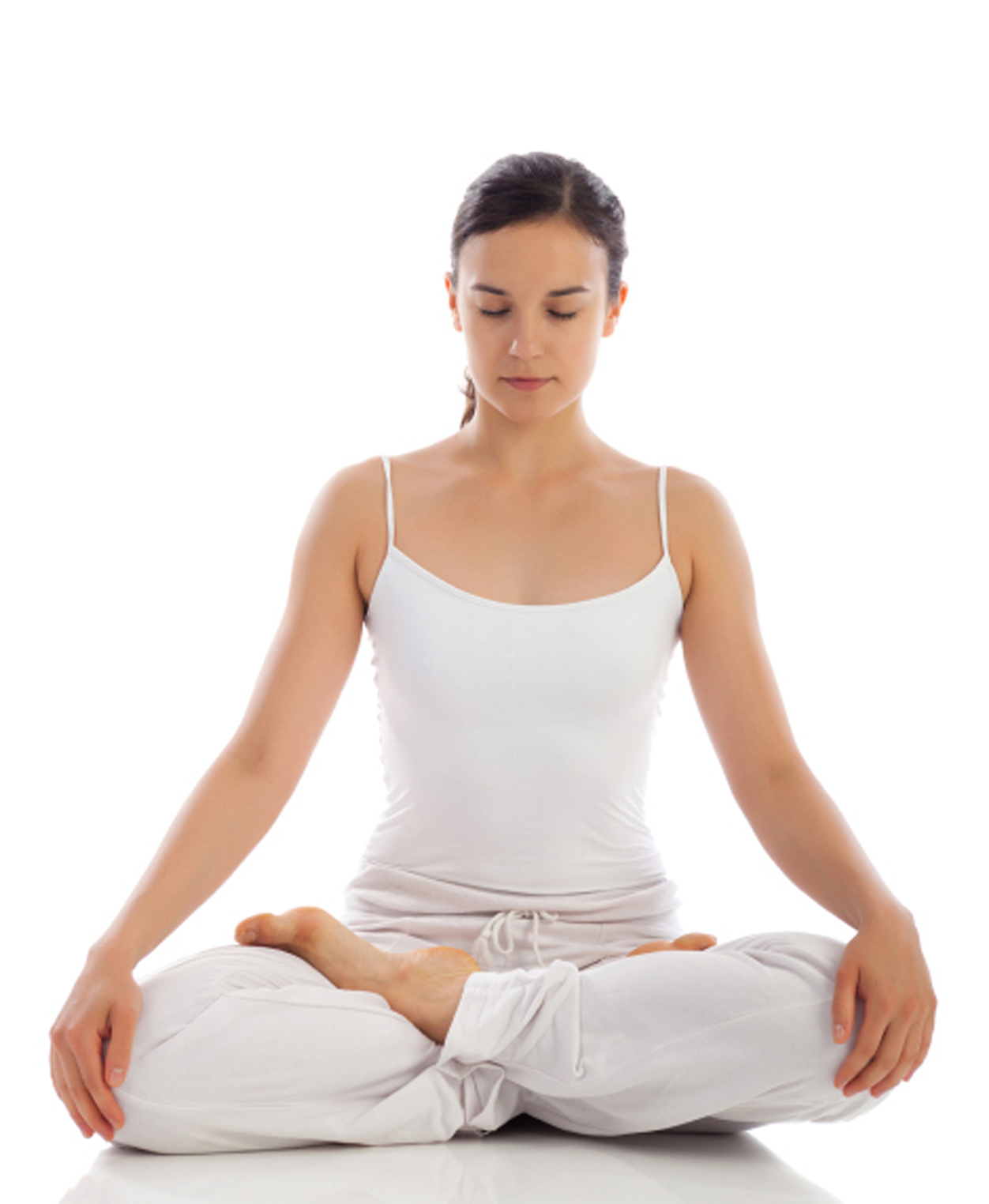 the breathing meditation is the most elementary form of meditation and    Yoga Meditation Pose