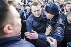Ρωσία: Συνελήφθη ο ηγέτης της αντιπολίτευσης