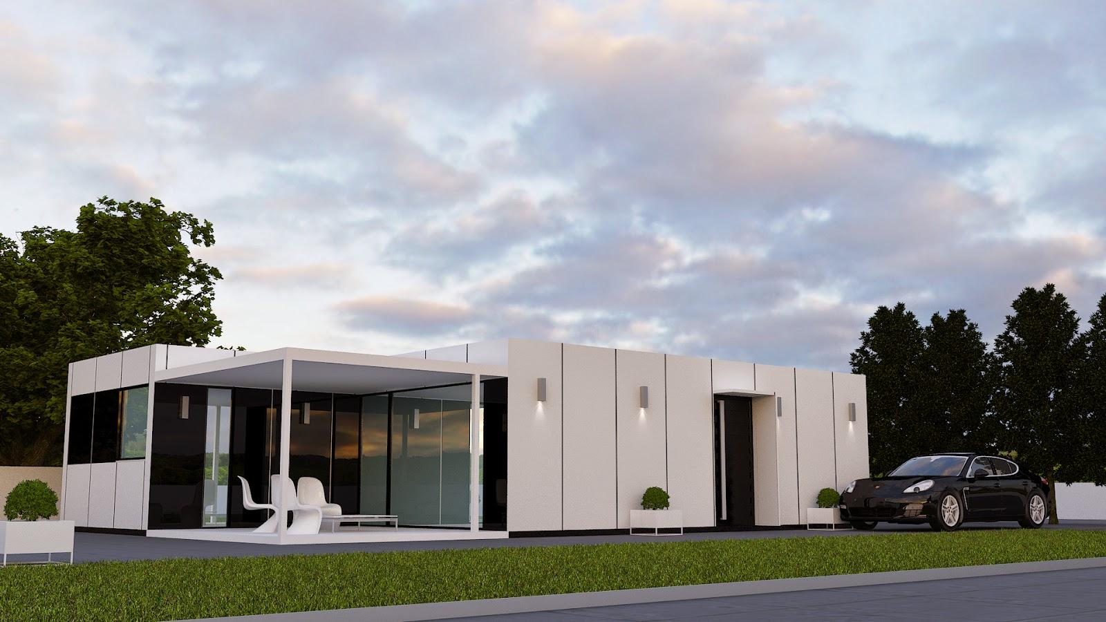 Resan vivienda modular modelo B2