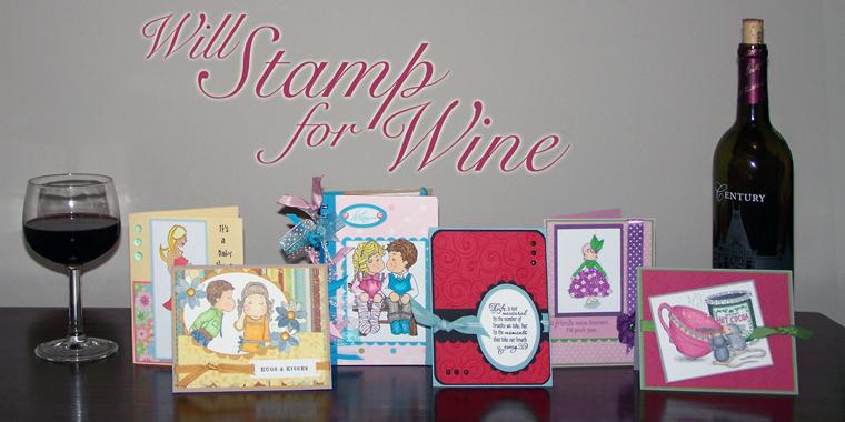 Will Stamp for wine