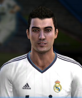 Download Pes 2013 Face Borja García by godra94