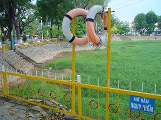 Lake Park Ho Chi Minh (Vietnã)