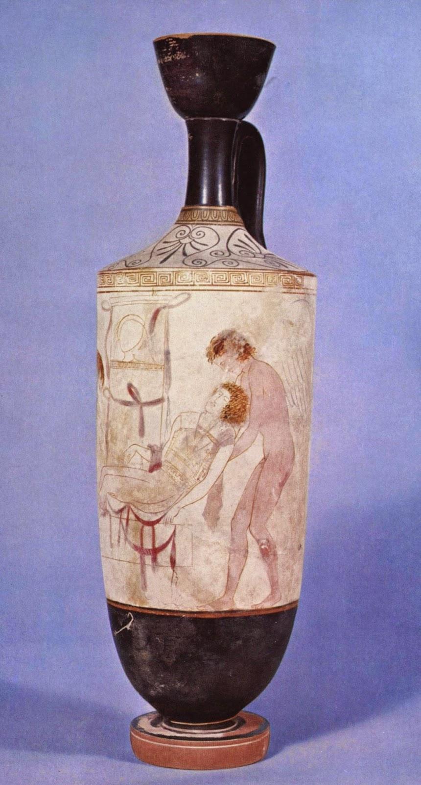 Vaso greco a due anse 28 images vasi greci forme e for Vaso greco antico