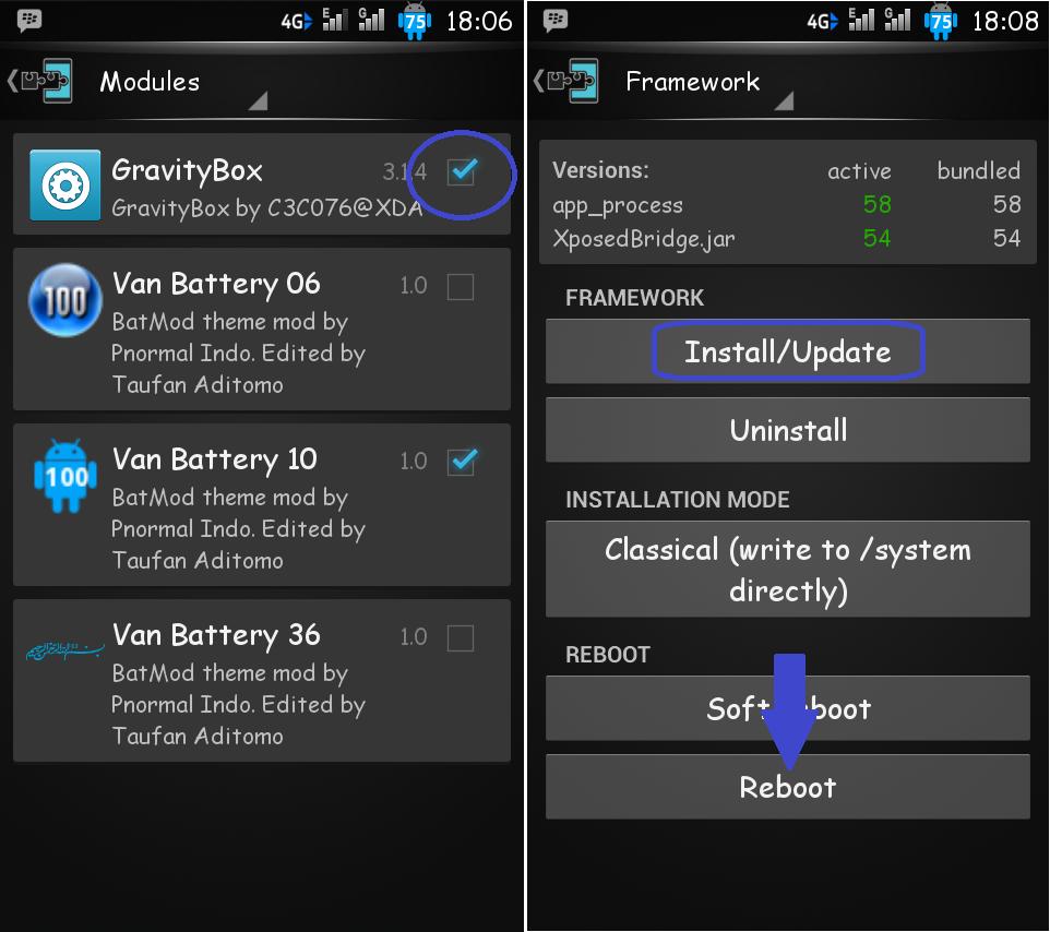 Mengaktifkan Fungsi LED Notification pada Tombol Capacitive HP Android