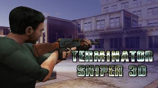 Terminator Sniper 3D Android Apk File