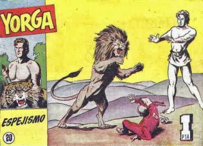 Yorga Nº 20-Hispano Americana de Ediciones