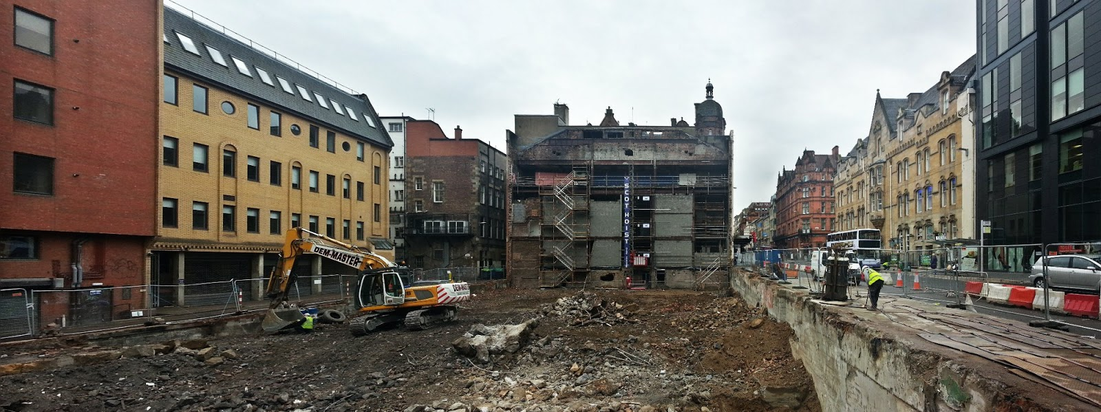 Odeon Cinema Demolished