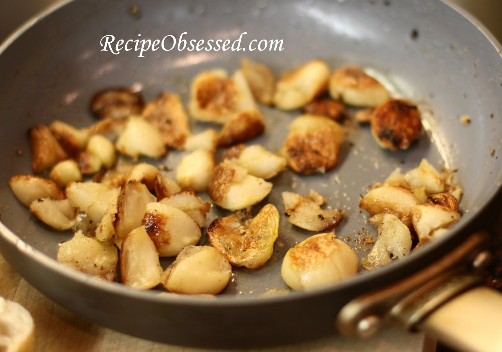 Roasting Peeled Garlic Cloves in Butter - Bing images