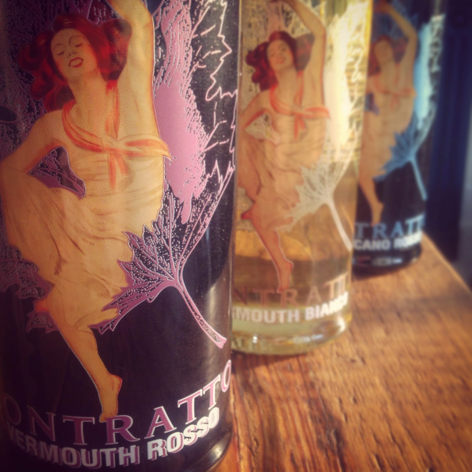 3 valiant vermouths from italy contratto vermouth vinspire for Contratto 3 2