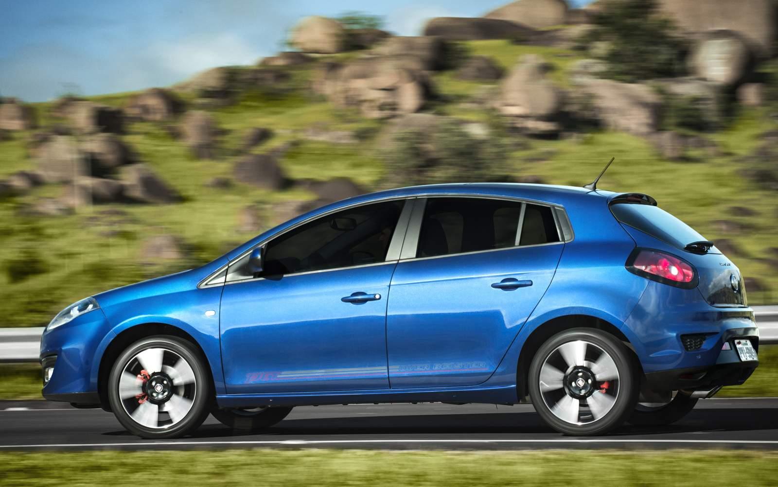 Fiat Bravo 2016