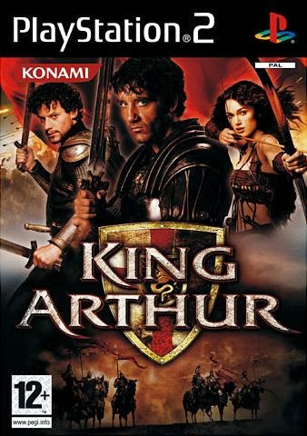KING ARTHUR PS2