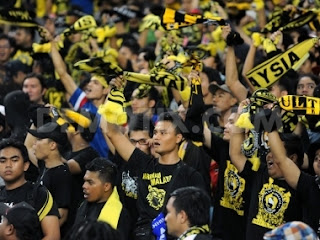 Video Supporter Malaysia Menghina Indonesia