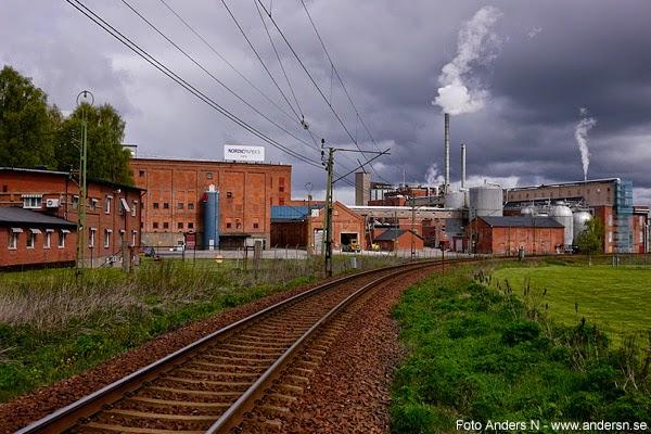 pappersbruk, bruk, bruket, pappersbruket, billerud, nordic paper, Säffle