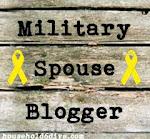 MilSpouse Blogger