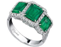 55th Anniversary Gift Emerald
