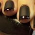 Modele unghii negre