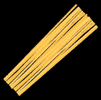 スパゲティのイラスト(パスタ)