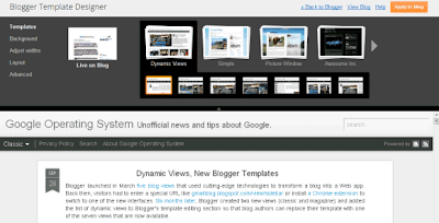 google dynamic view, blogger dynamic view, blogger dynamic view template, new blogger template, free blogger template