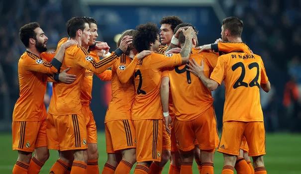 Schalke 04 1 - 6 Real Madrid ## Tous les Buts