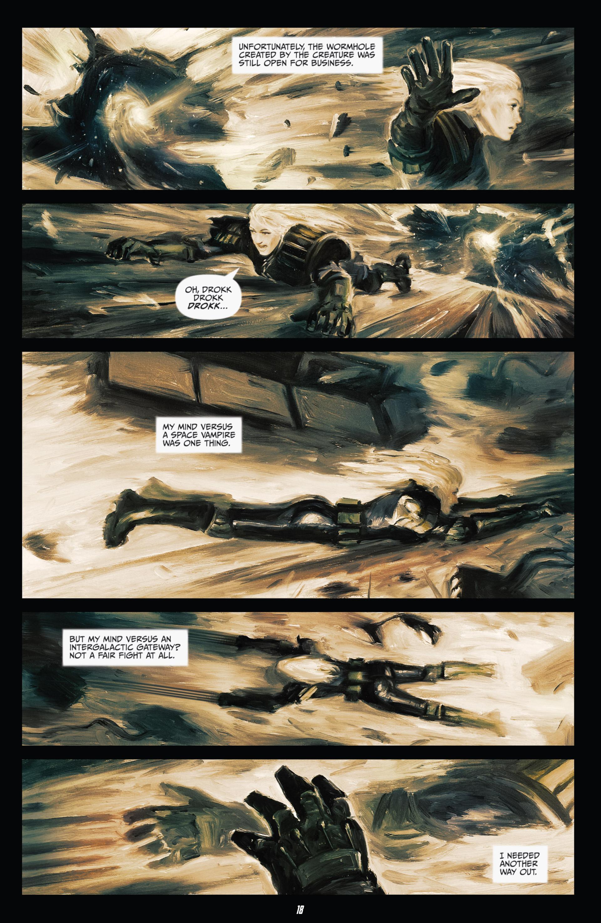 Read online Judge Dredd (2012) comic -  Issue #21 - 20