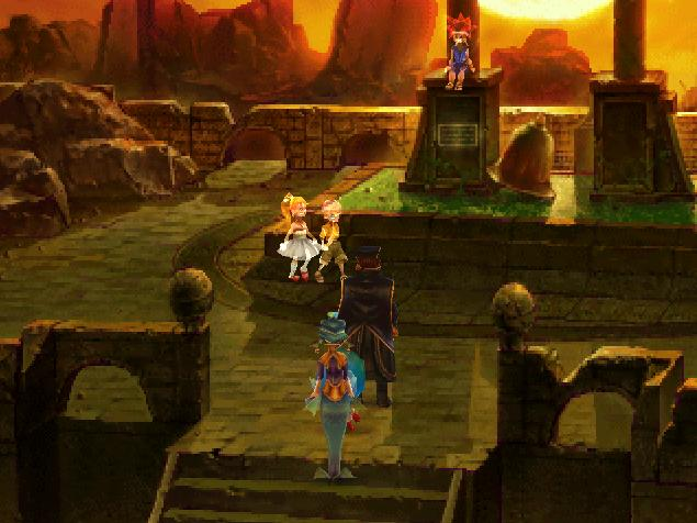 chrono cross ps1 iso for pcandroid