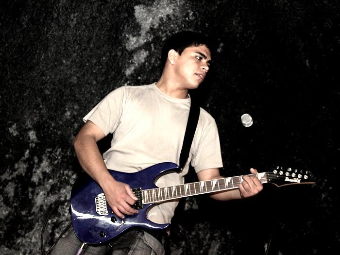 Chicão - Guitarrista - Geração 34