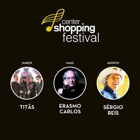 Center Shopping Festival