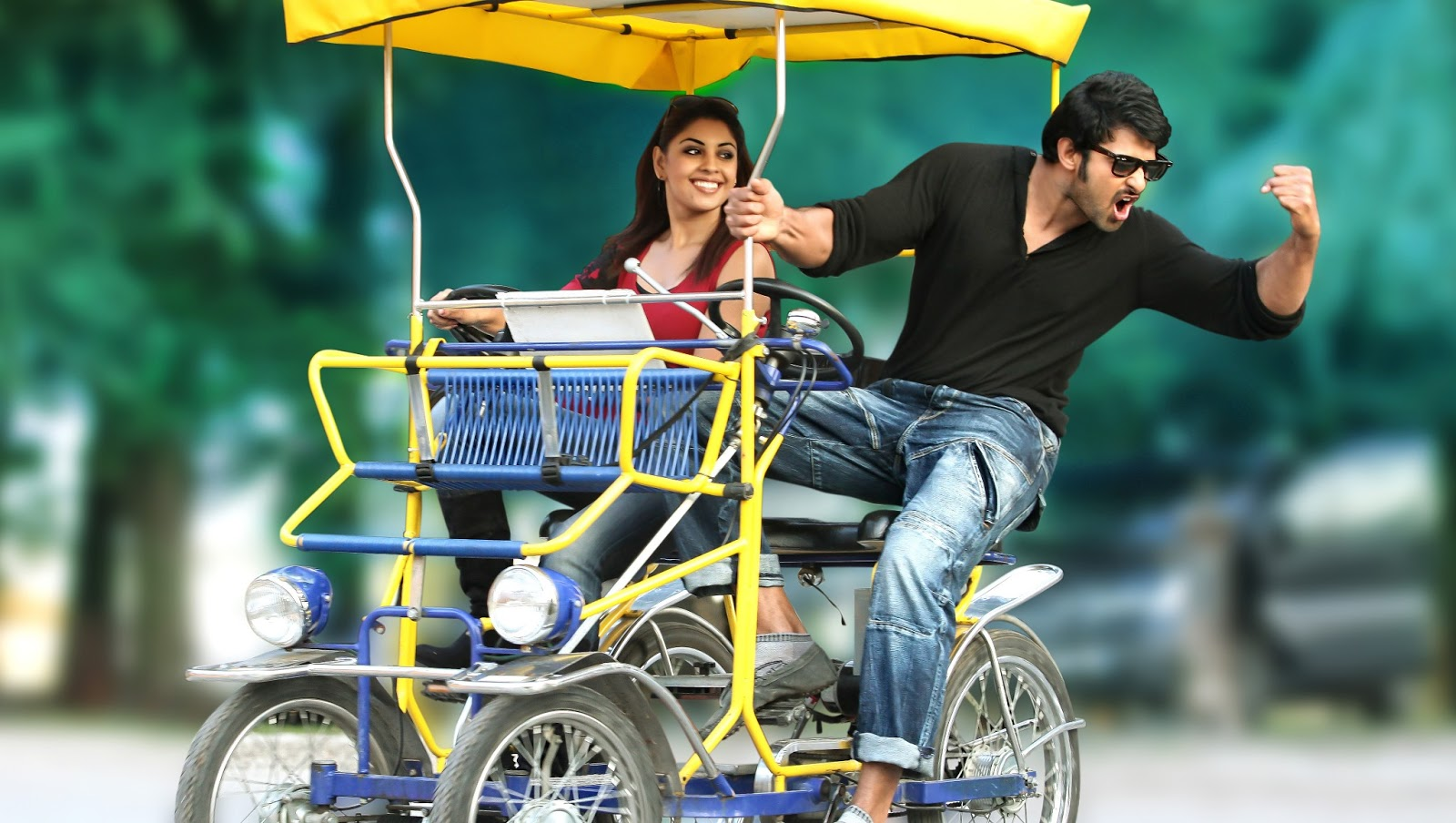 Mirchi HQ Stills