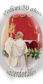50 aniversario D. Antonio Sineiro