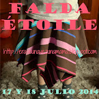 Falda Étoile
