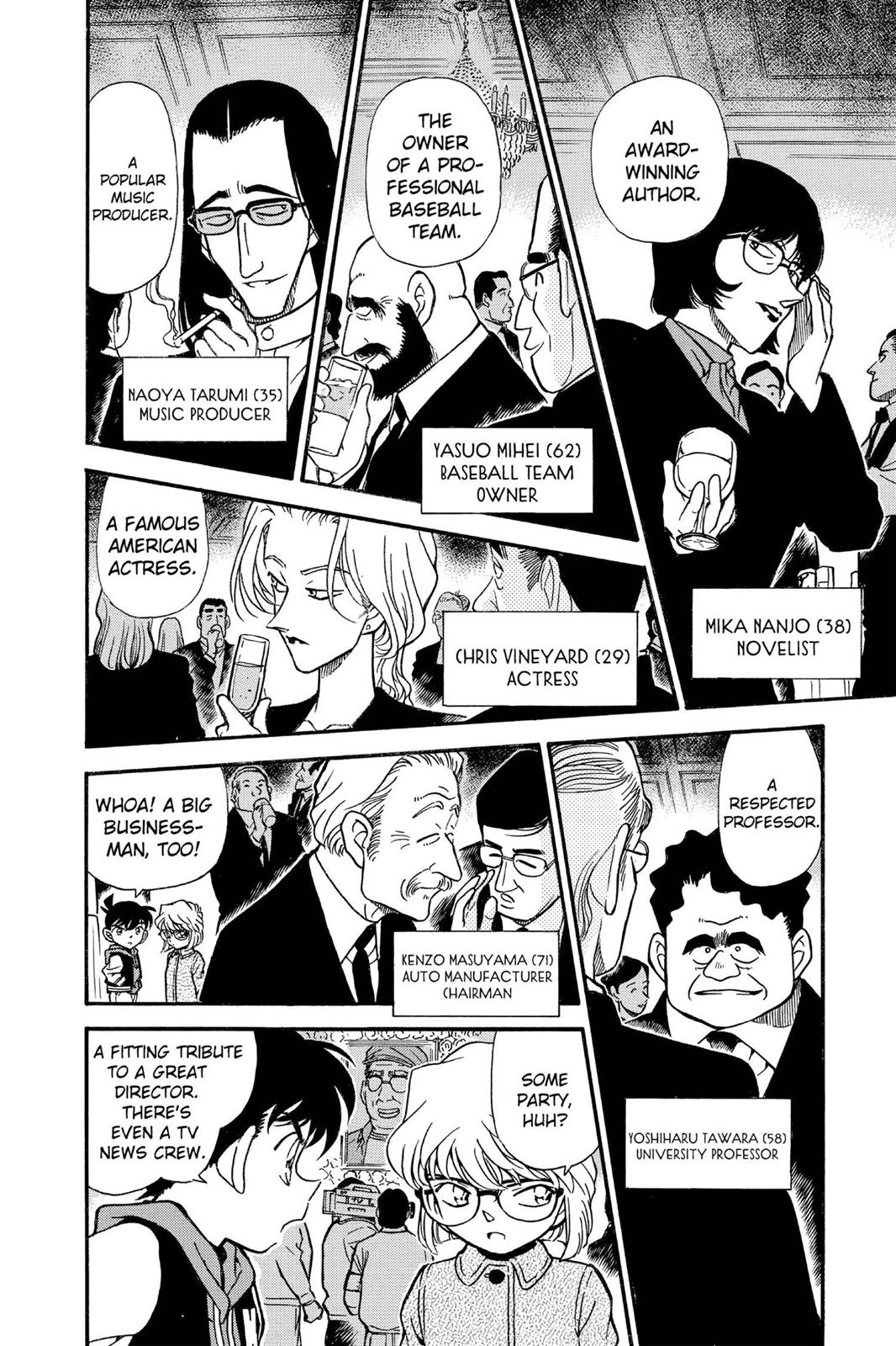 Detective Conan Chapter 239 page 10