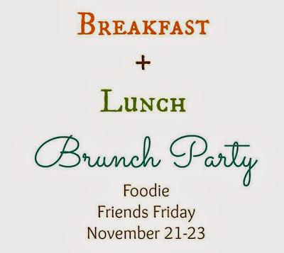 foodie friends friday linky party #71