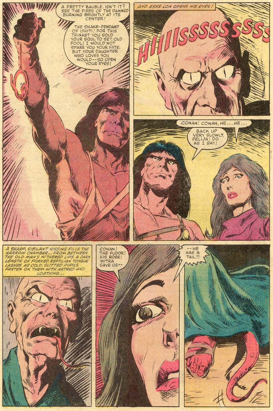 Conan the Barbarian (1970) Issue #138 #150 - English 23