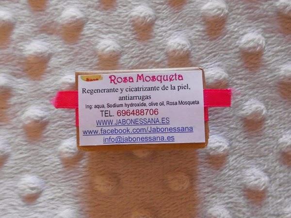 JABÓN ROSA MOSQUETA