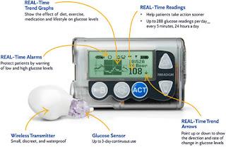 insulin machine diabetes