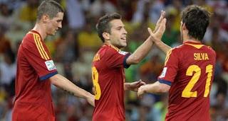 Video Gol Nigeria vs Spanyol 24 Juni 2013