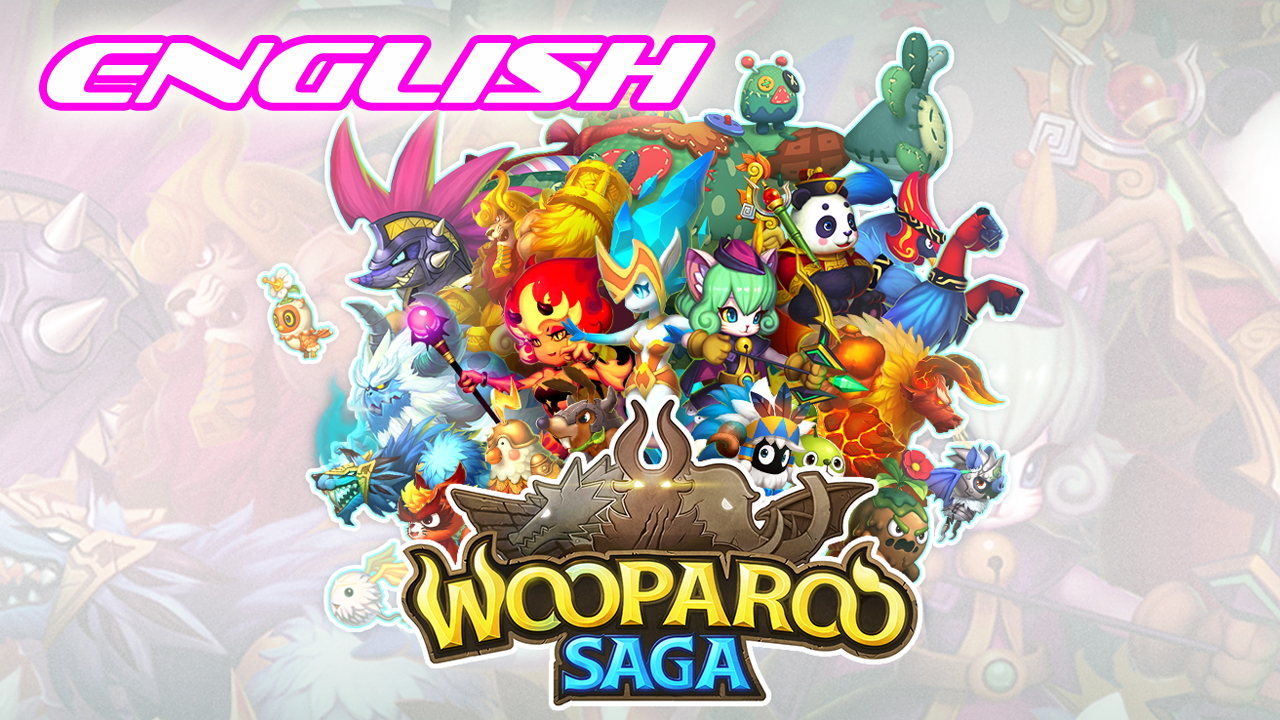 Wooparoo Saga English Gameplay IOS / Android