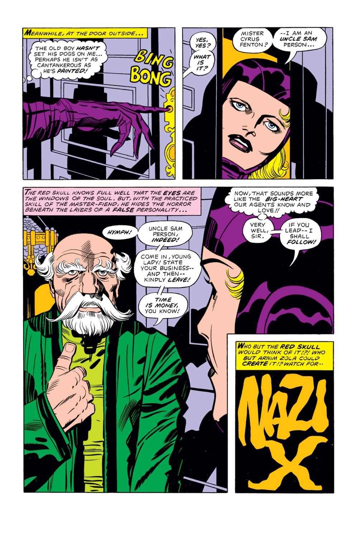 Captain America (1968) Issue #210 #124 - English 18
